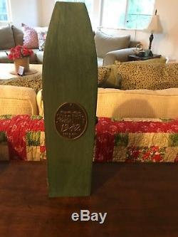 Rare 1942 Don Julio Tequila Casket Box