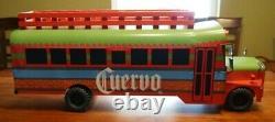Rare Jose Cuervo Bus Tequila Bar Liquor Display Three Feet Long
