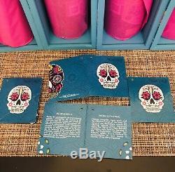 Rare Jose Cuervo Tequila Reserva De la Familia Skull Pineda Covalin Mxco Release