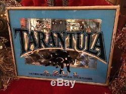 Rare Old Tarantula Azul Bar Mirror Man Cave Tavern Mexican Tequila 25 x 19