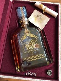 Rare Seleccion Suprema Classic Edition Tequila, Beautiful