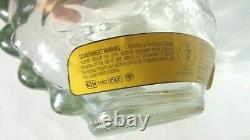 Rey Sol Extra Anejo Tequila Bottle, (no Case) Empty 750 ML Sergio Bustamante