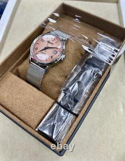 SEIKO Presage SRPE47J1 Automatic Cocktail Tequila Pink Japan Made 4R35 Limited