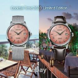SEIKO Presage SRPE47J1 Cocktail Tequila Pink Automatic Japan Made Men's Watch