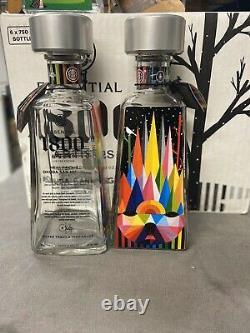SET OF 6 1800 Tequila Essential Artist Series OKUDA SAN MIGUEL withoriginal box
