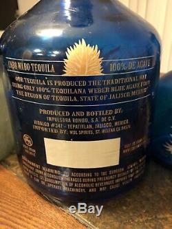 Sammy Hagar Cabo Wabo Cantina Rare Mexico Tequila Bottles Rare