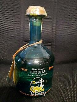 Sammy Hagar Cabo Wabo Tequila Original Hand Blown Bottle Sealed RARE