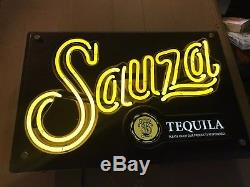 Sauza Tequila Logo on-premise Neon Sign WORKS