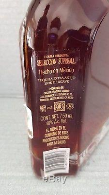 Seleccion suprema de herradura tequila extra anejo