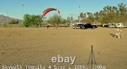 Skywalk Tequila 4 Paraglider Wing Watch the video of me flying it 04-08-2021