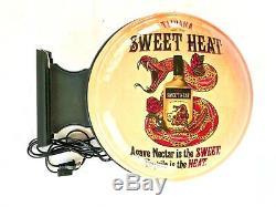 Sweet Heat Tequila Bar Wall Sign Light New