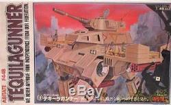TAKARA 1/48 Abiteto F44B Tequila Gunner Fang of the Sun Dougram 4256