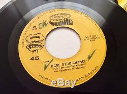 TEQUILA DAME OTRO CHANCE SUNG IN ENGLISH PSYCH MEXICAN MEXICO Latin soul funk