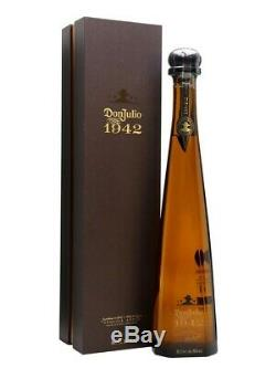 TEQUILA DON JULIO 1942 AÑEJO LIMITED EDITION 750mil