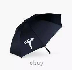 TESLA New -62 Canopy Umbrella, RARE NEVER SOLD, ELON TEQUILA