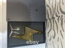 TESLA Tequila Decanter Only Limited Edition Collectors Piece FREE NEXT DAY