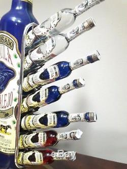 Tequila Corralejo Mini bottle Stand Ultra Rare