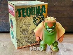 Tequila Extra Spicy By Gobi from Muttpop 2005 Limited Edition 250