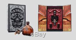 Tequila Patron Guillermo Del Toro Hard to Find Rare