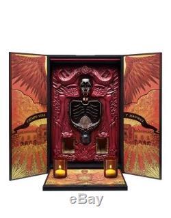 Tequila Patron Guillermo Del Toro Hard to Find Rare. Exclusive Edition