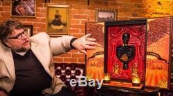 Tequila Patron X Guillermo Del Toro LIMITED BOX SET Exclusive Edition. RARE