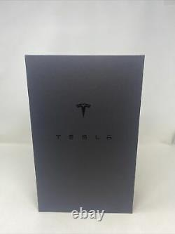 Tesla Tequila Bottle WithStand & Box. NO ALCOHOL! Hot Collectors Item