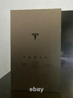 Tesla Tequila Empty Bottle