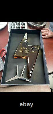 Tesla Tequila & Stand-Collectors Item NIB SOLD OUT by Tesla (no alcohol eBay)