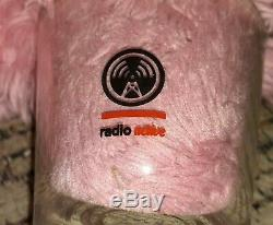 The Ramones ADIOS AMIGOS ALBUM Shotglass tequila bottle USA RADIO STATION PROMO