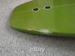 Tri Fin Surfboard Shortboard 6'4 Hornitos Tequila- Ride It/hang It