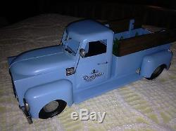 ULTRA RARE Don Julio Tequila HUGE Blue Vintage Truck DISPLAY BAR SIGN MAN CAVE