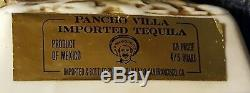 Vintage Pancho Villa Tequila Decanter 1975 First Edition High End /Porcelain