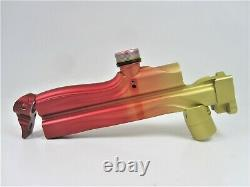 Wgp E-orracle Body Dust Tequila Sunrise Yellow Orange Red Front Back Autococker